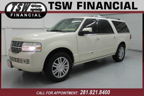 2008 Lincoln Navigator L for sale in Humble/Spring, TX