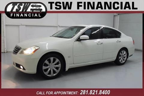 2006 Infiniti M35 for sale in Humble/Spring, TX