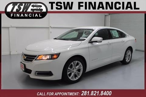 2015 Chevrolet Impala for sale in Humble/Spring, TX