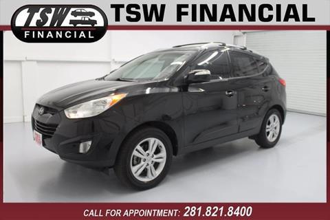2013 Hyundai Tucson for sale in Humble/Spring, TX