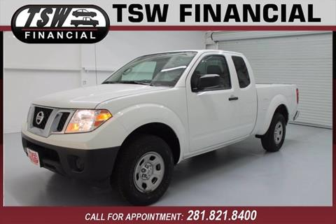 2016 Nissan Frontier for sale in Humble/Spring, TX