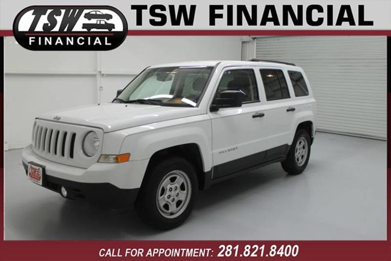 2016 Jeep Patriot Sport 4dr SUV   Humble/Spring TX