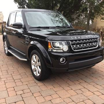 2015 Land Rover LR4 for sale in Humble/Spring, TX