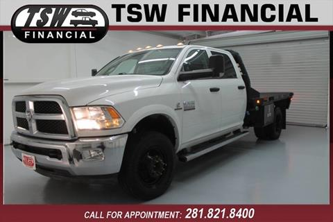 2017 RAM Ram Chassis 3500 for sale in Humble/Spring, TX