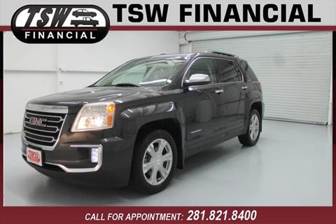 2016 GMC Terrain for sale in Humble/Spring, TX