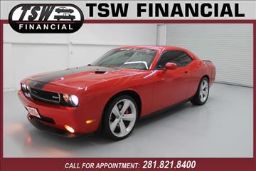 2009 Dodge Challenger for sale in Humble/Spring, TX