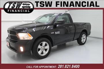 2013 RAM Ram Pickup 1500 for sale in Humble/Spring, TX