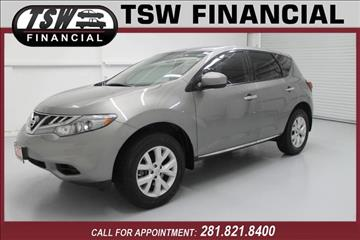 2012 Nissan Murano for sale in Humble/Spring, TX