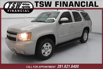 2009 Chevrolet Tahoe for sale in Humble/Spring, TX