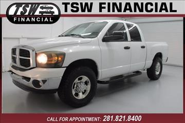 2007 Dodge Ram Pickup 3500 for sale in Humble/Spring, TX