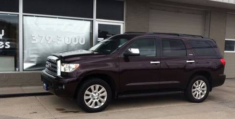2012 Toyota Sequoia for sale in Norfolk, NE