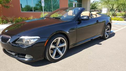 2008 BMW 6 Series for sale in Phoenix, AZ