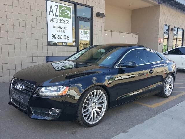 2010 Audi A5 In Phoenix AZ - AZ Auto Brokers