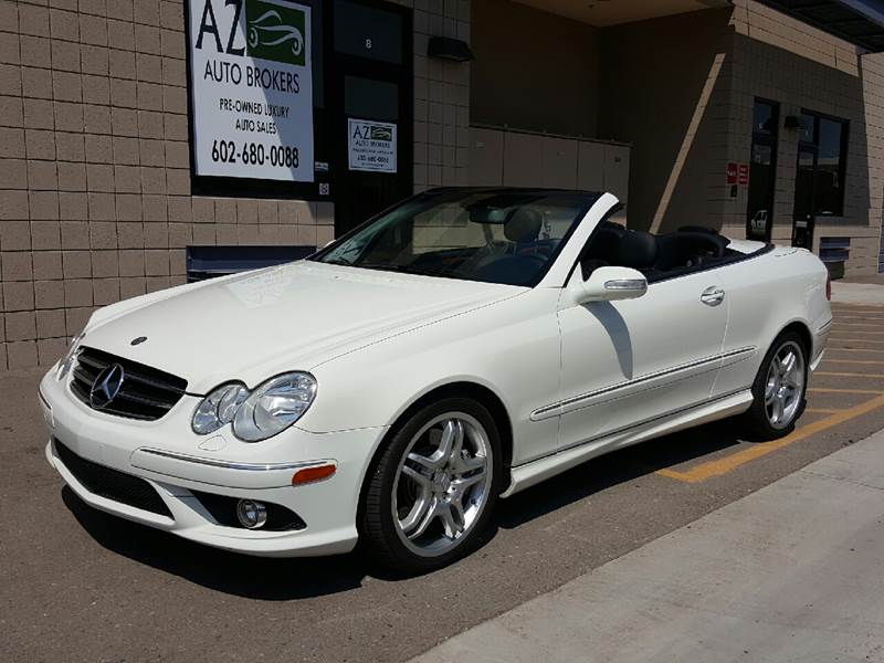 2009 mercedes clk550 convertible for sale