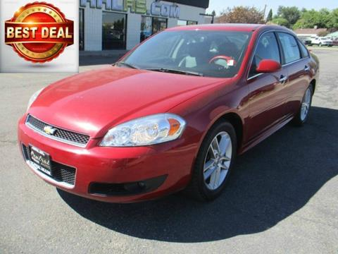 2014 Chevrolet Impala Limited for sale in Murray, UT
