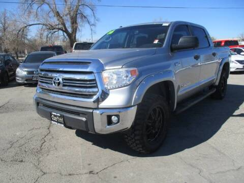 2016 Toyota Tundra SR5 for sale at CENTRAL AUTO in South Salt Lake UT
