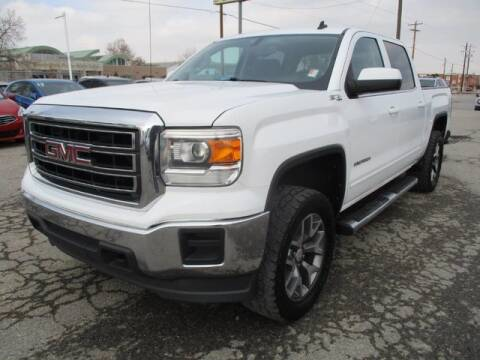 2014 GMC Sierra 1500 for sale at CENTRAL AUTO in South Salt Lake UT