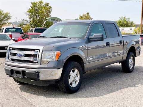 2013 Ford F-150 for sale at Central Auto in South Salt Lake UT