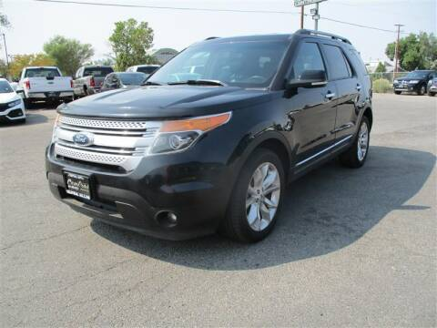 2013 Ford Explorer for sale at Central Auto in South Salt Lake UT