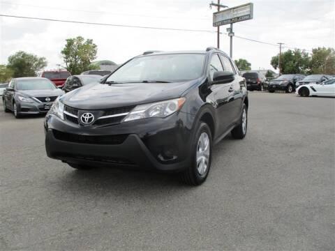 2015 Toyota RAV4 for sale at Central Auto in South Salt Lake UT