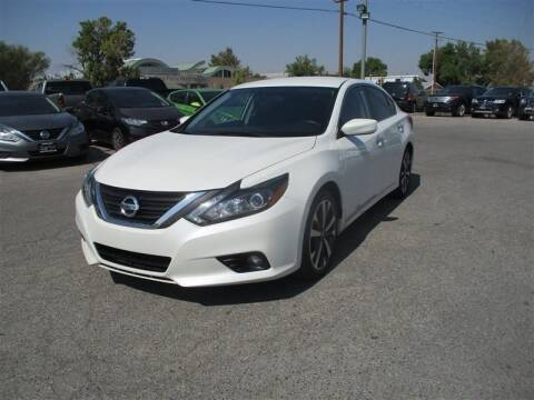 2017 Nissan Altima for sale at Central Auto in South Salt Lake UT