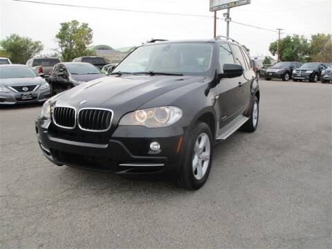2009 BMW X5 for sale at Central Auto in South Salt Lake UT