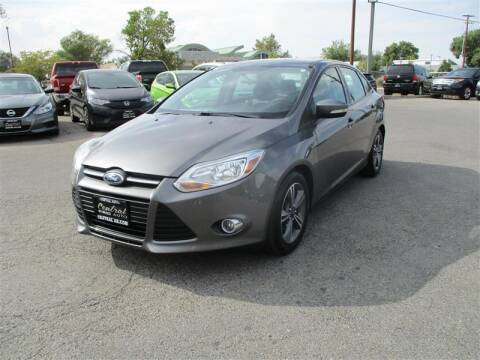 2014 Ford Focus for sale at Central Auto in South Salt Lake UT