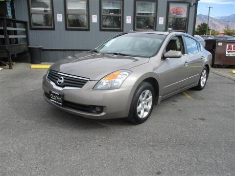 2008 Nissan Altima for sale at Central Auto in South Salt Lake UT