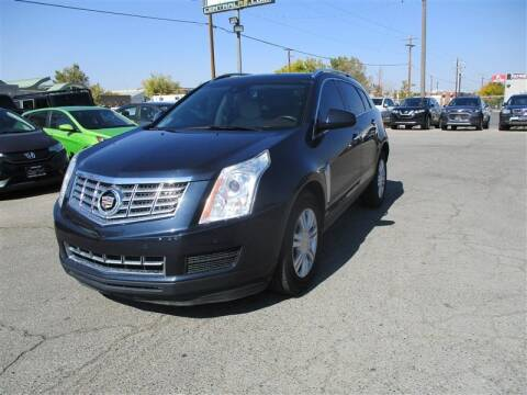 2015 Cadillac SRX for sale at Central Auto in South Salt Lake UT
