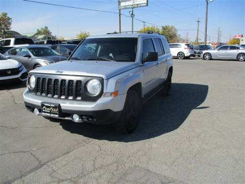 2014 Jeep Patriot for sale at Central Auto in South Salt Lake UT
