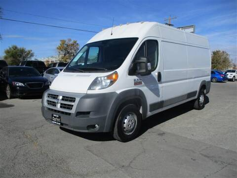 2016 RAM ProMaster Cargo for sale at Central Auto in South Salt Lake UT