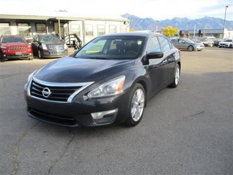 2013 Nissan Altima for sale at Central Auto in South Salt Lake UT