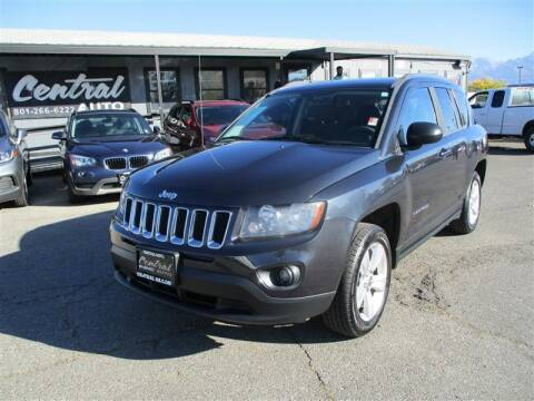 2014 Jeep Compass for sale at Central Auto in South Salt Lake UT