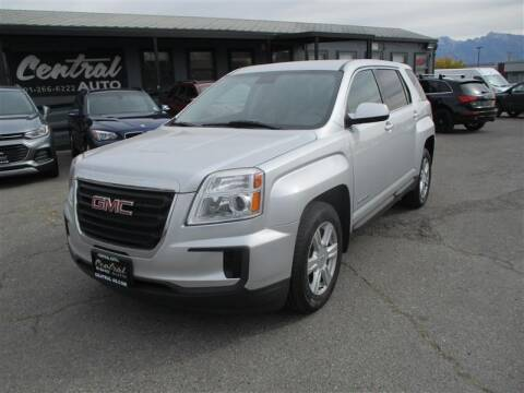 2016 GMC Terrain for sale at Central Auto in South Salt Lake UT