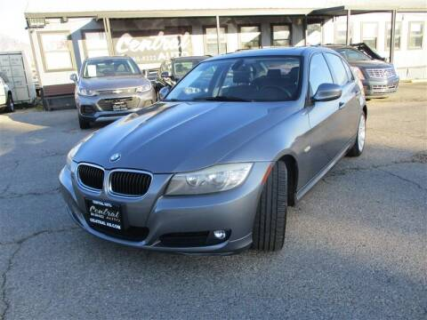 2011 BMW 3 Series for sale at Central Auto in South Salt Lake UT