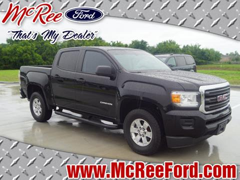 2016 GMC Canyon for sale in Dickinson, TX