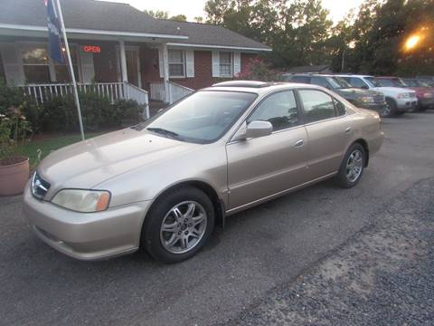 2001 Acura TL for sale in Summerville, SC