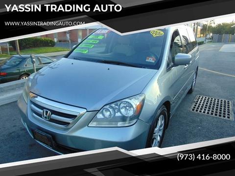 2007 Honda Odyssey for sale in Irvington, NJ
