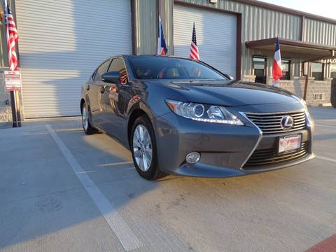 2013 Lexus ES 300h for sale in Kemah, TX
