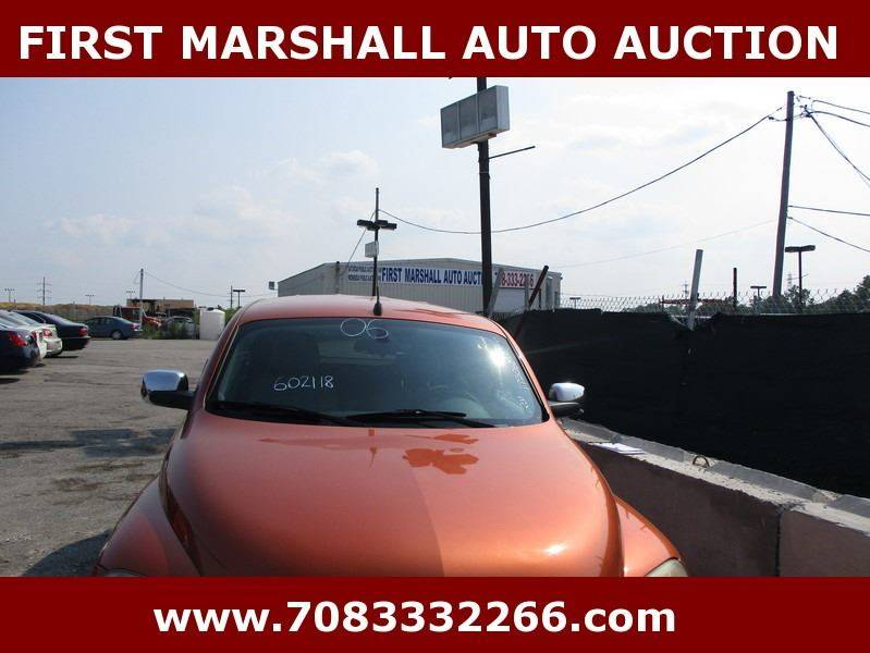 2006 chevrolet hhr lt 4dr wagon in harvey il first marshall auto auction. Black Bedroom Furniture Sets. Home Design Ideas