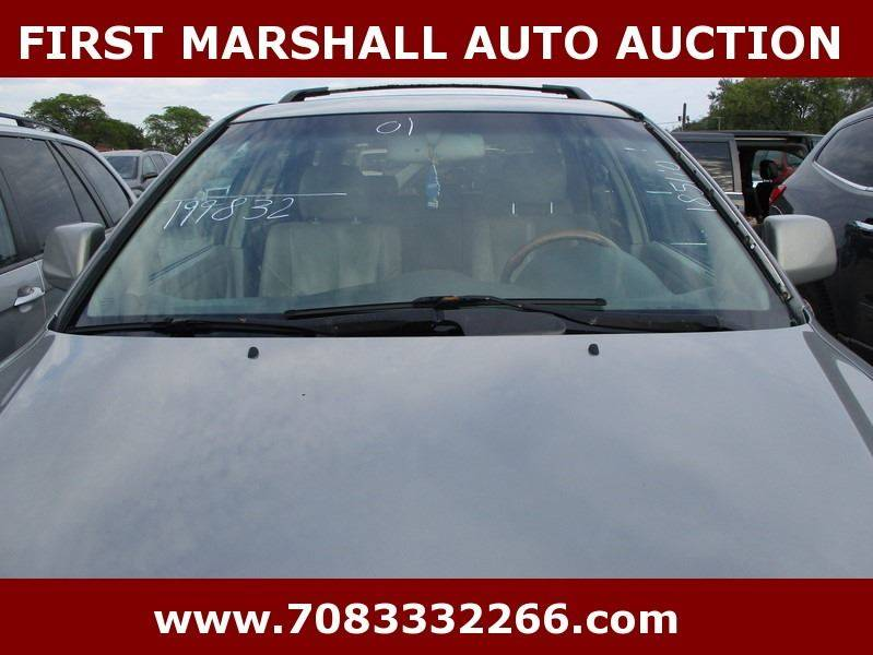 2001 lexus rx 300 awd 4dr suv in harvey il first marshall auto auction. Black Bedroom Furniture Sets. Home Design Ideas