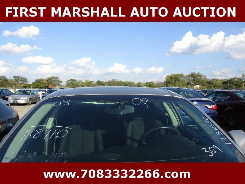 2008 pontiac grand prix 4dr sedan in harvey il first marshall auto auction. Black Bedroom Furniture Sets. Home Design Ideas