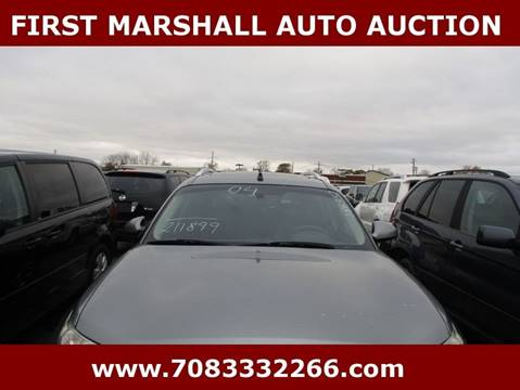 Infiniti Used Cars For Sale Harvey First Marshall Auto Auction