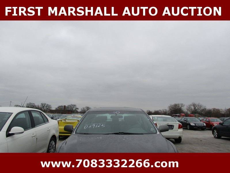 2010 toyota camry 4dr sedan 6a in harvey il first marshall auto auction. Black Bedroom Furniture Sets. Home Design Ideas