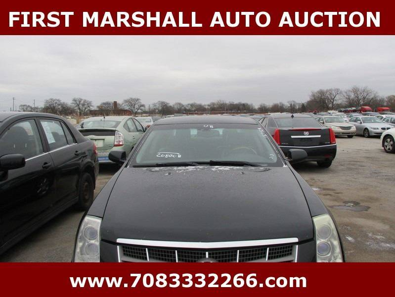 2008 cadillac sts awd v6 4dr sedan in harvey il first marshall auto auction. Black Bedroom Furniture Sets. Home Design Ideas