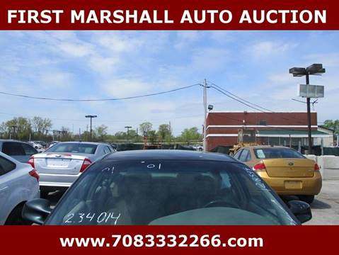 2001 Pontiac Grand Prix for sale in Harvey, IL
