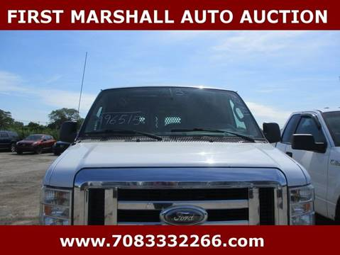 Orland Auto Auction >> First Marshall Auto Auction Used Cars Harvey Il Dealer