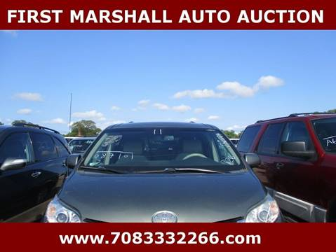 2011 Toyota Sienna for sale in Harvey, IL