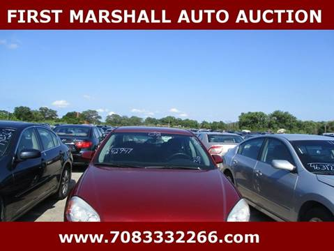 First Marshall Auto Auction - Used Cars - Harvey IL Dealer