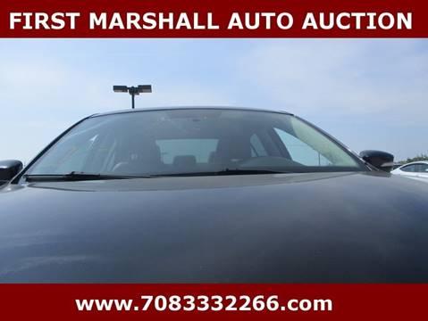 2011 Volkswagen Jetta for sale in Harvey, IL
